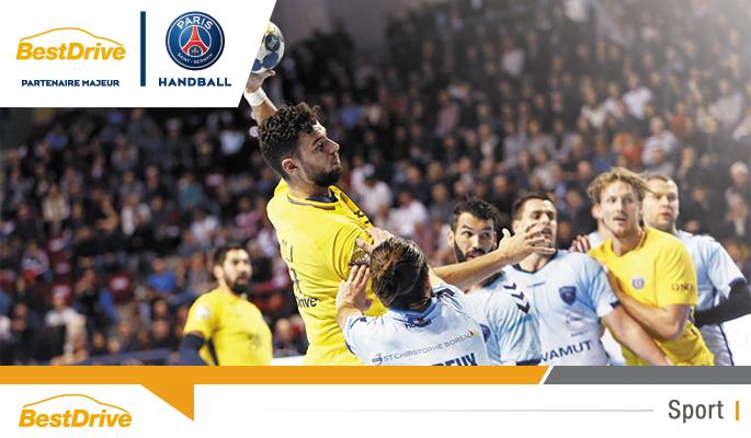 Coupe de france de handball masculin le paris saint germain handball d croche son ticket pour - Handball coupe de france ...